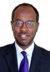 This is a picture of Dr Kamal Ibrahim