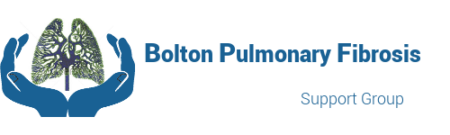 Official Logo Of Bolton Pulmonary Fibrosis Support Group