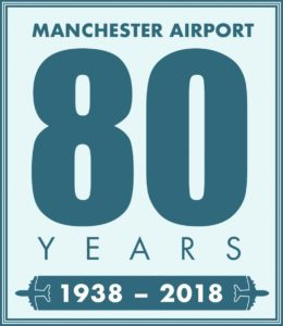 Manchester Airport 80th Celebration