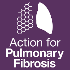 Action for Pulmonary Fibrosis Logo